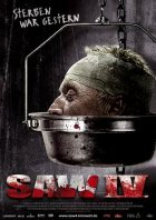 Saw IV - Plakat zum Film