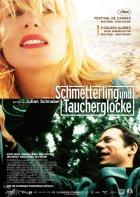 Schmetterling und Taucherglocke - Plakat zum Film