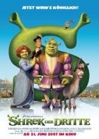 Shrek der Dritte - Plakat zum Film