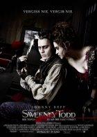 Sweeney Todd - Der teuflische Barbier aus der Fleet Street - Plakat zum Film
