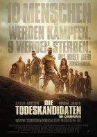 Die Todeskandidaten - Plakat zum Film