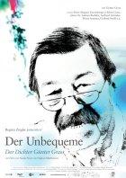 Der Unbequeme - Der Dichter Günter Grass - Plakat zum Film