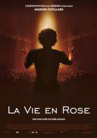 La vie en rose - Plakat zum Film
