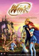 Winx Club - Das Geheimnis des verlorenen Königreichs - Plakat zum Film
