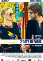 2 Tage Paris - Plakat zum Film