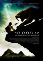 10.000 BC - Plakat zum Film