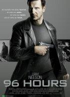 96 Hours - Plakat zum Film