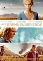 Auf brennender Erde - Plakat zum Film