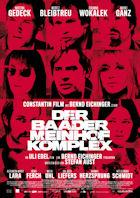 Der Baader Meinhof Komplex - Plakat zum Film