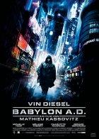 Babylon A.D. - Plakat zum Film