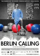 Berlin Calling - Plakat zum Film