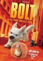 Bolt - Ein Hund für alle Fälle - Plakat zum Film