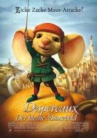Despereaux - Der kleine Mäuseheld - Plakat zum Film