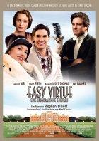 Easy Virtue - Eine unmoralische Ehefrau - Plakat zum Film