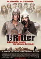 1 1/2 Ritter - Auf der Suche nach der hinreißenden Herzelinde - Plakat zum Film