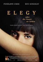 Elegy oder die Kunst zu lieben - Plakat zum Film