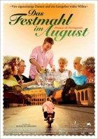 Das Festmahl im August - Plakat zum Film