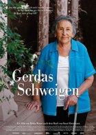 Gerdas Schweigen - Plakat zum Film