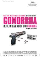 Gomorrha - Reise in das Reich der Camorra - Plakat zum Film