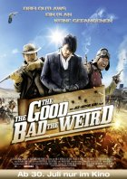 The Good, The Bad, The Weird - Plakat zum Film