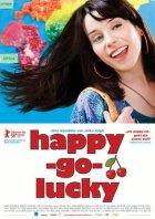 Happy-Go-Lucky - Plakat zum Film