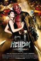 Hellboy - Die goldene Armee - Plakat zum Film