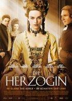 Die Herzogin - Plakat zum Film