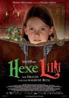 Hexe Lilli - Der Drache und das magische Buch - Plakat zum Film