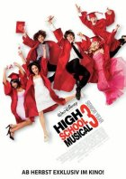 High School Musical 3: Senior Year - Plakat zum Film