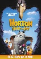 Horton hört ein Hu - Plakat zum Film