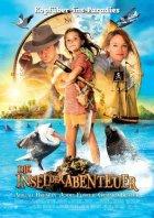 Die Insel der Abenteuer - Plakat zum Film
