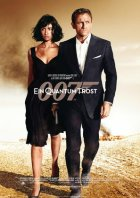 James Bond 007: Ein Quantum Trost - Plakat zum Film