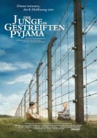 Der Junge im gestreiften Pyjama - Plakat zum Film