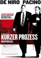 Kurzer Prozess - Righteous Kill - Plakat zum Film