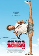 Leg dich nicht mit Zohan an - Plakat zum Film