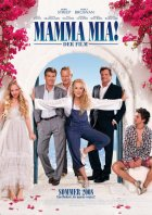 Mamma Mia! - Plakat zum Film
