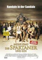 Meine Frau, die Spartaner und ich - Plakat zum Film
