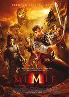 Die Mumie: Das Grabmal des Drachenkaisers - Plakat zum Film