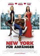 New York für Anfänger - Plakat zum Film