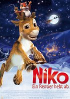 Niko - Ein Rentier hebt ab - Plakat zum Film
