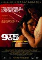 9 To 5: Days In Porn - Plakat zum Film
