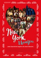 New York, I Love You - Plakat zum Film