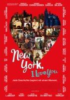New York, I Love You - Plakat zum Film