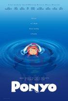 Ponyo - Das große Abenteuer am Meer - Plakat zum Film