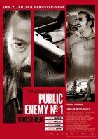 Public Enemy No. 1 - Todestrieb - Plakat zum Film