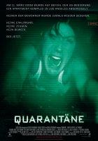 Quarantäne - Plakat zum Film