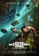 Die Reise zum Mittelpunkt der Erde - Plakat zum Film