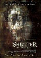 Shutter - Sie sehen dich - Plakat zum Film