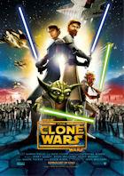 Star Wars: The Clone Wars - Plakat zum Film