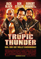 Tropic Thunder - Plakat zum Film